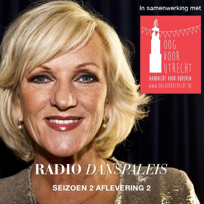 Tineke Schouten in afleverijg 14 van Radio Danspaleis bij oog voor utrecht